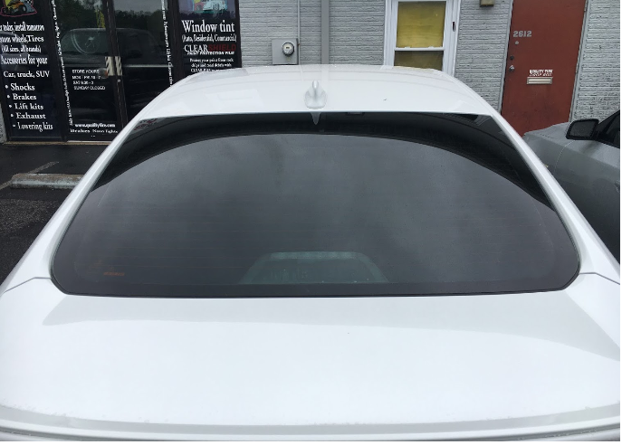 window tint in Woodbridge